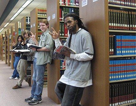 Georgia Library Association Student Members