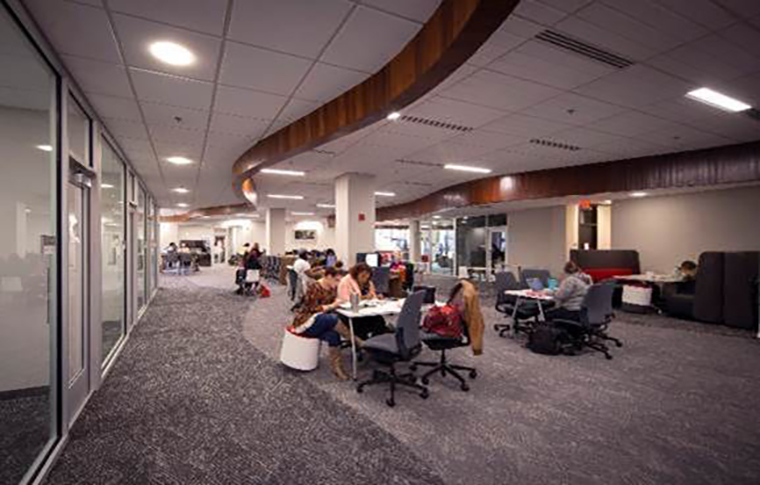 Odum Library Learning Commons