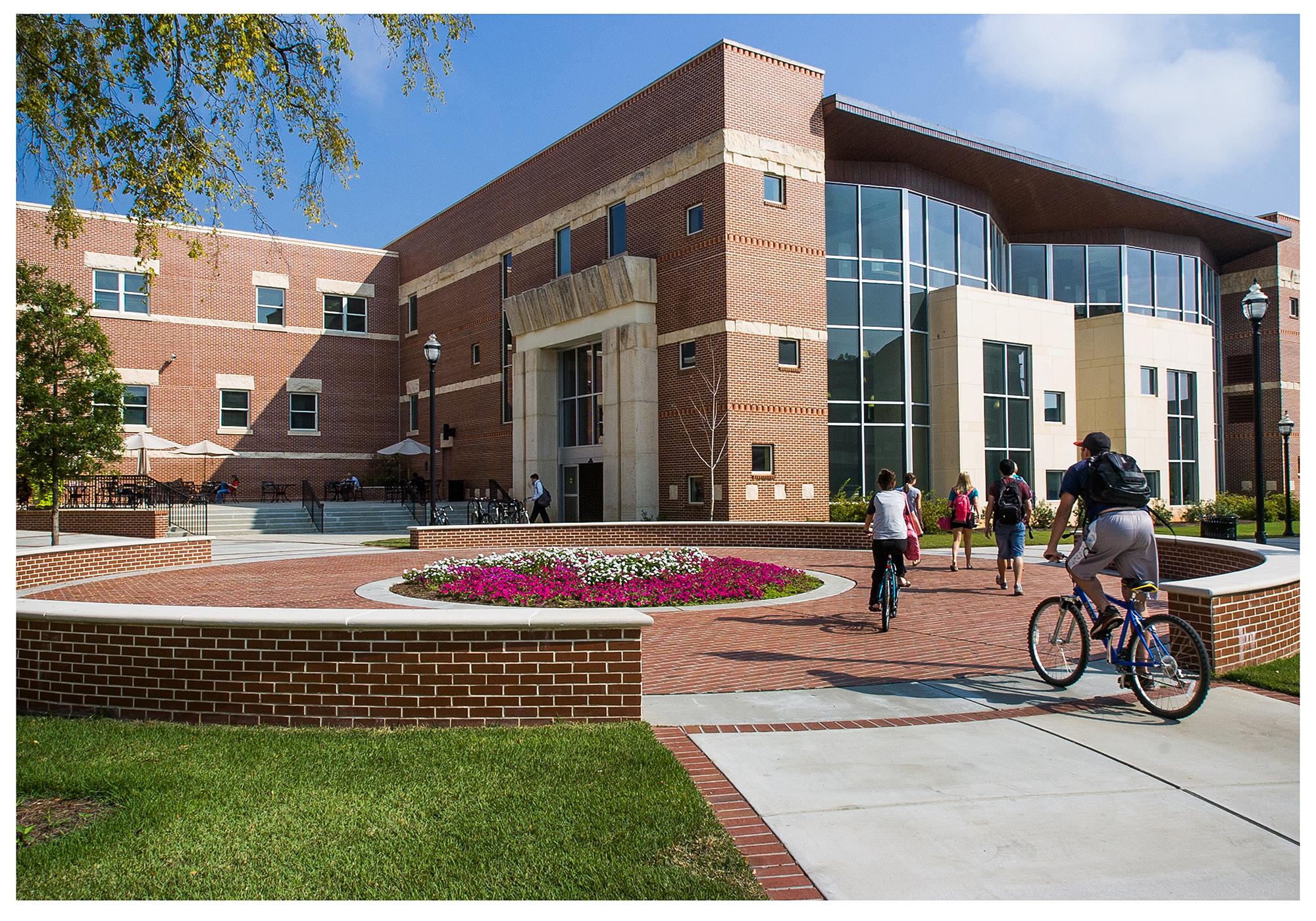 Georgia College library