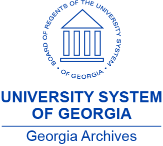 Georgia Archives logo