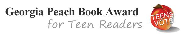 Georgia Peach Book Award Logo